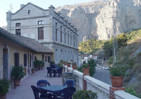Antigua Fábrica de Harina en El Chorro de Málaga - CTR La Garganta