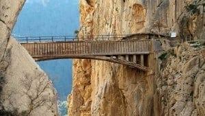 El caminito del rey puente | LaGarganta.com @ctrlagarganta
