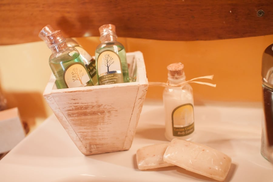 Geles y jabones de baño