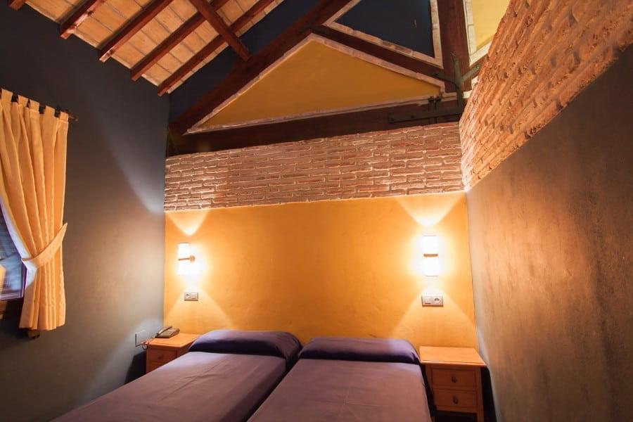 Dormitorio para 2 personas
