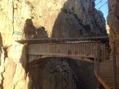 El Caminito del Rey Complejo Turistico La Garganta, Tu balcón al Caminito del Rey | @lagarganta.com