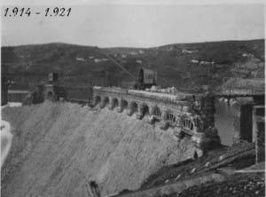 El caminito del rey construcción del Pantano del Chorro | LaGarganta.com @ctrlagarganta
