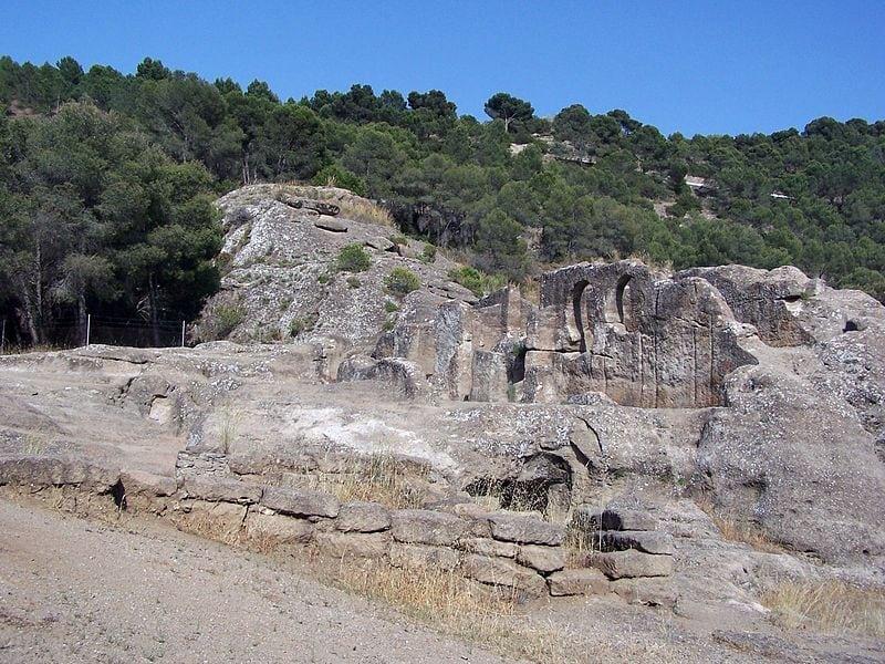 Bobastro Cave Church Remains