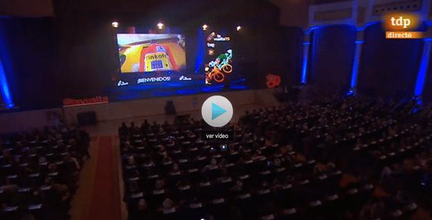 video presentacion vuelta 2015