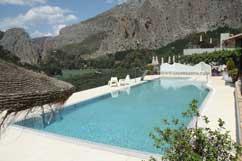 Nueva piscina de La Garganta