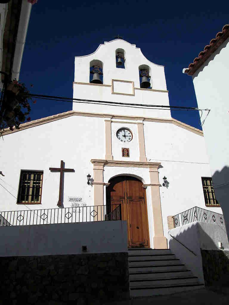 Iglesia de Nuestra Señora de la Salud de Carratraca