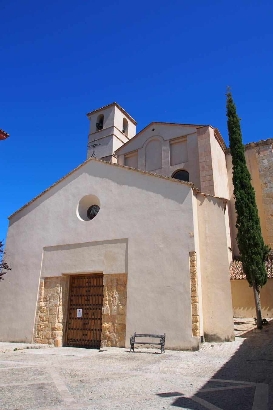 Iglesia de Nuestra Señora de la Encarnación, Setenil de las Bodegas