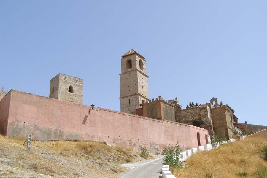Castillo de álora